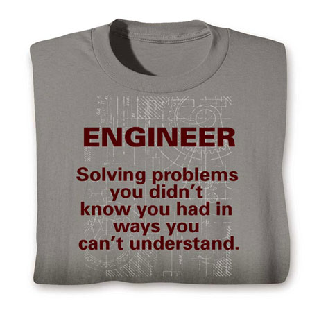 Engineer Solving Problems Hoodie