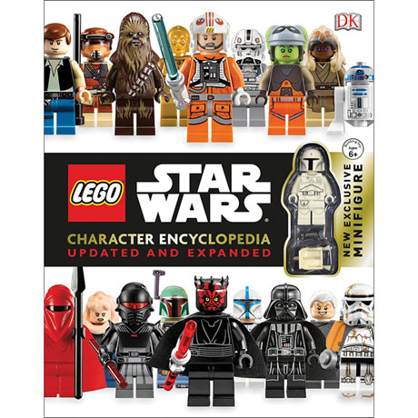 Legos: Star Wars Character Encyclopedia