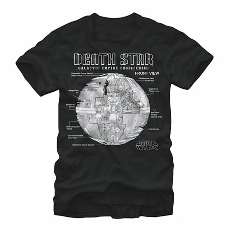 Star Wars® Sectional Devastator T-Shirt