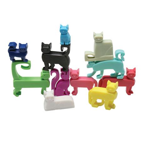 Cat Stax Puzzle