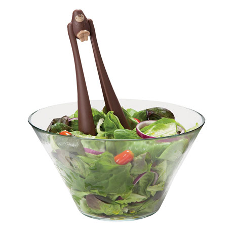 Bigfoot Salad Tongs