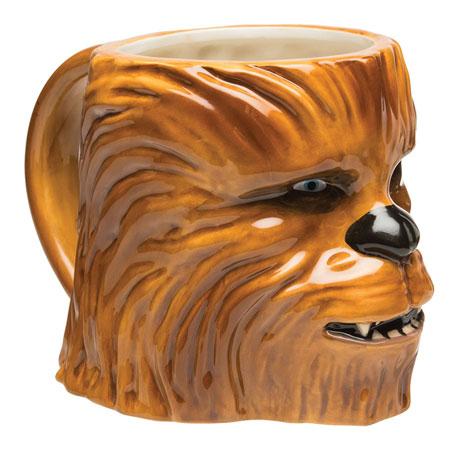 Star Wars Chewbacca Sculpted Mug
