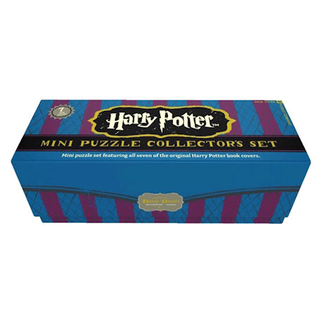 Harry Potter Collectors Mini Puzzle Set