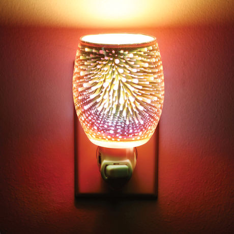 Cool Star Gazer Decorative Plug-In Night Lights
