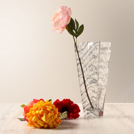 Music Vase - Beethoven's Last Piano Sonata