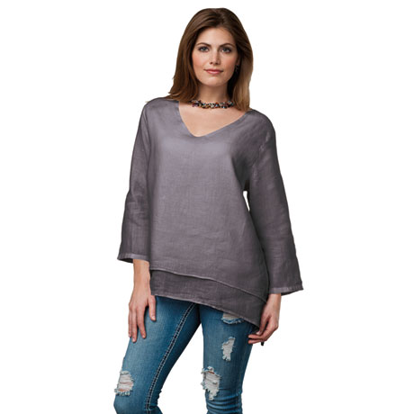 Fg Clothing carries a range of women's linen pants, shirts, dresses, and sleepwear in generous and regular sizes. We're ready to meet all your flax clothing needs.