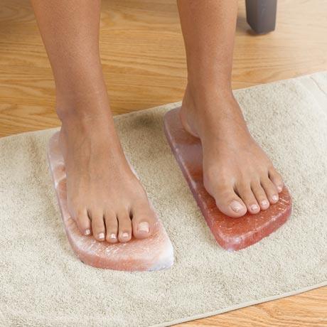 Himalayan Salt Detox Blocks for Feet