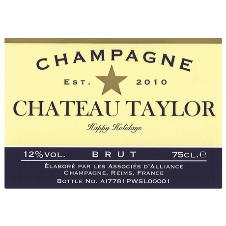 Personalized Wine, Champagne, And Scotch Labels