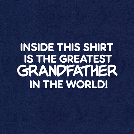 Personalized 'Inside This Shirt Is The Best In The World' Shirt Or Snapsuit