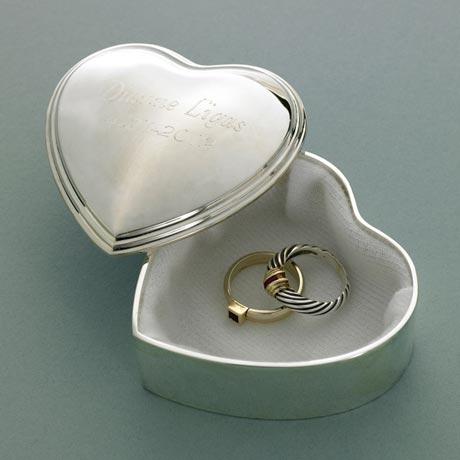 Personalized Heart Box