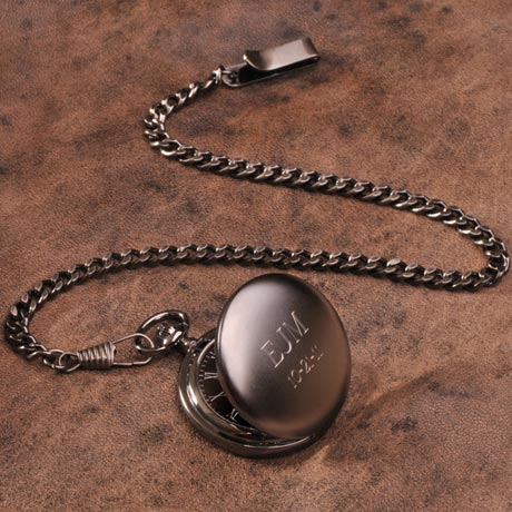 Personalized Pocket Watch