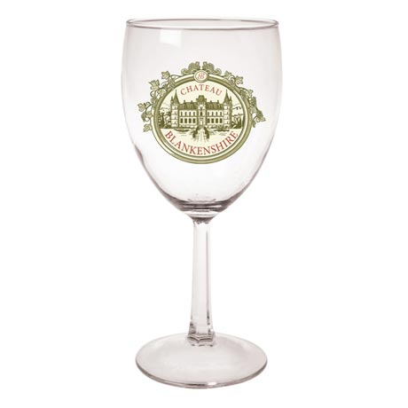 Personalized Wine Glasses - Stemmed