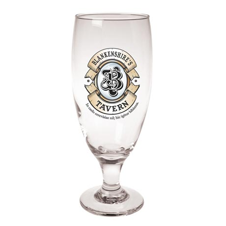 Personalized Beer Glasses - Pilsner Glasses