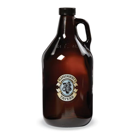 Personalized Latin Tavern Growler