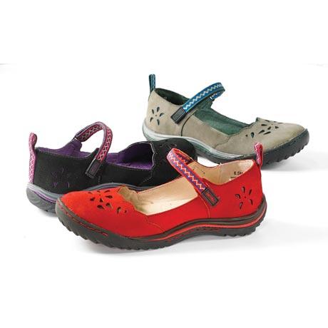 Jambu Brooks Mary Jane Shoes