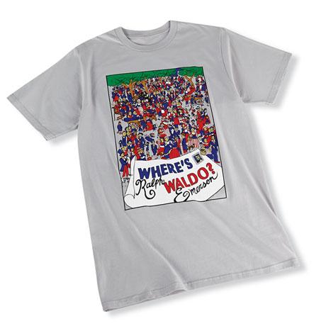 Where's Ralph Waldo Emerson? T-Shirt