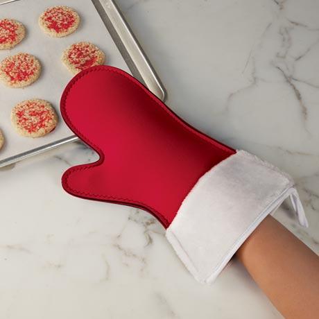 Oven Mitt- Santa's Glove