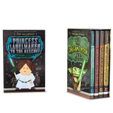 Princess Label Maker Book