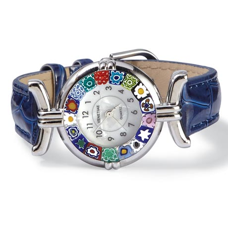 Murano Glass Womens Watch