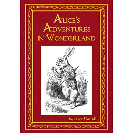 Personalized Literary Classics - Alice's Adventures in Wonderland