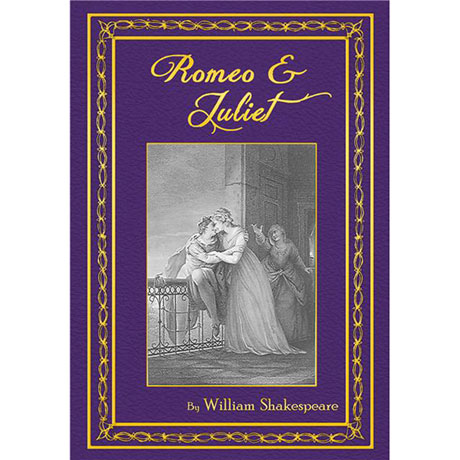 Personalized Literary Classics - Romeo & Juliet