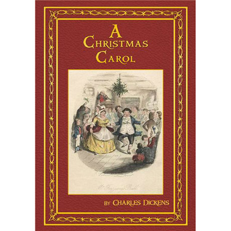 Personalized Literary Classics - A Christmas Carol