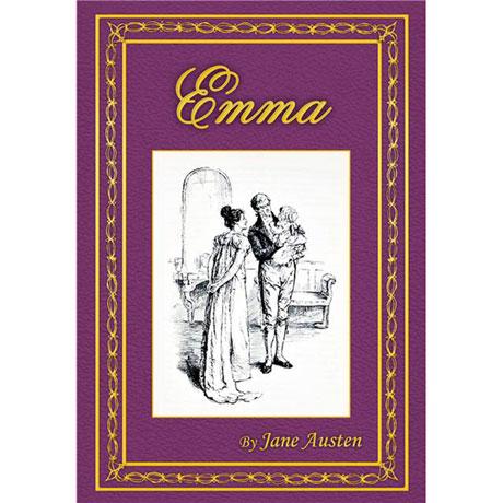 Personalized Literary Classics - Emma