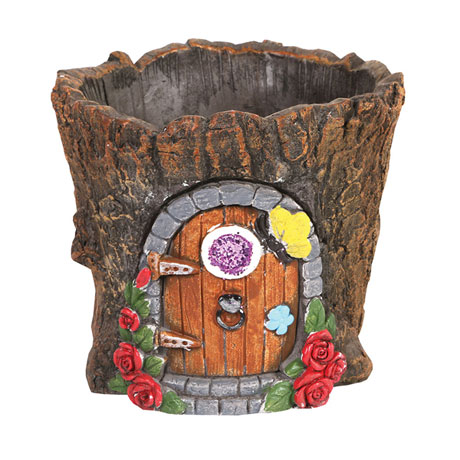 Fairy Door Planter