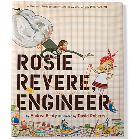 Rosie Revere, Engineer Book
