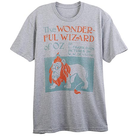 The Wonderful Wizard of Oz - Men's/Unisex T-Shirt