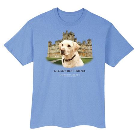 Lord's Best Friend Downton Abbey T-Shirt