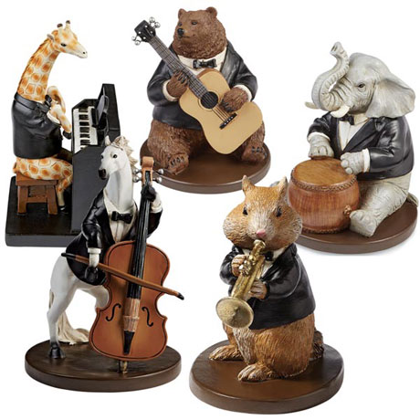 Create Your Own Animal Band - Set of All Five