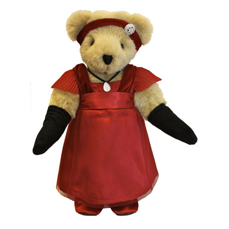 Downton Abbey® Collectible Bear - Lady Mary