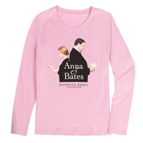 Downton Abbey Anna and Bates Shirts