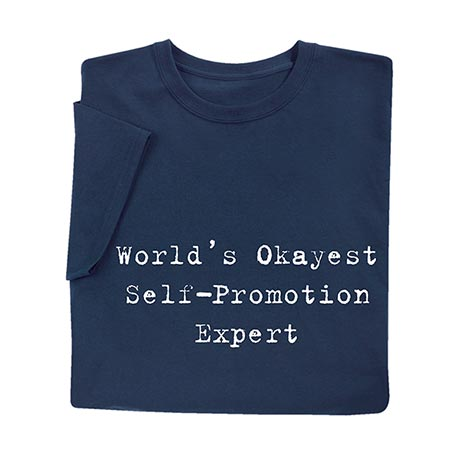 Personalized World's Okayest Shirts