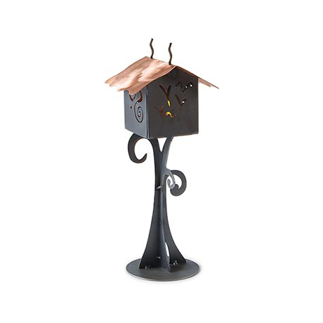 Handcrafted Candle House
