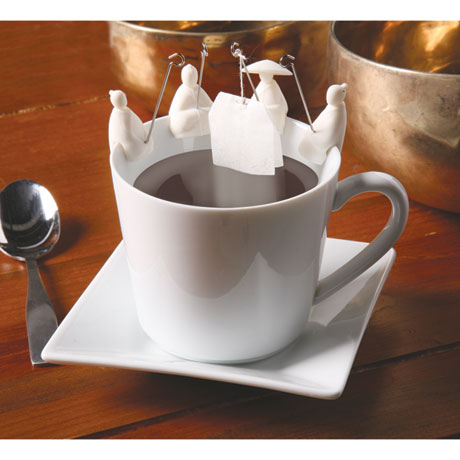 Fishermen Tea Bag Holders