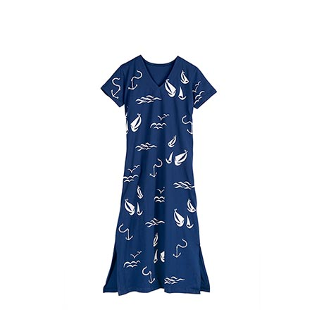 M. Mac Sailboat Dress