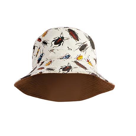 Bugs and Butterflies Summer Hats - Bucket