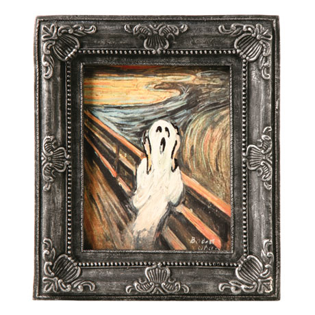 Halloween Masterworks - The Scream