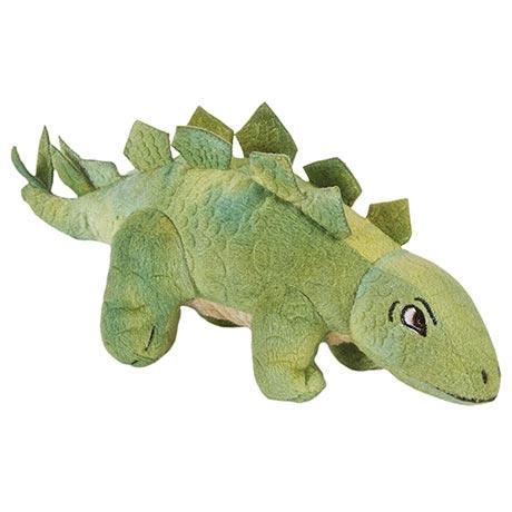 Dinosaur Plush Finger Puppets - Stegosaurus