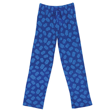 Doctor Who Tardis Lounge Pants