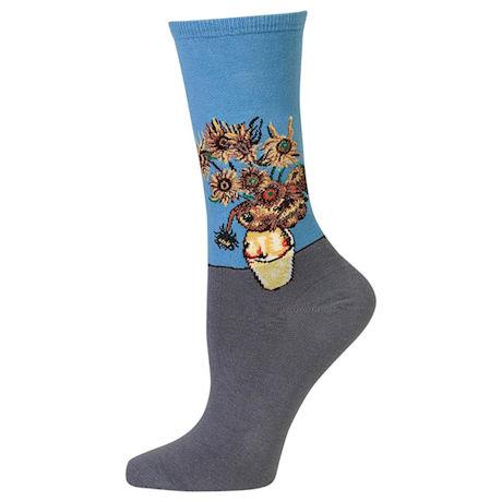 Colorful Fine Art Socks