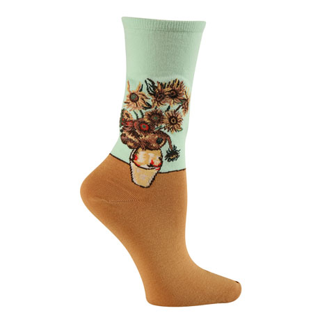 Colorful Fine Art Socks