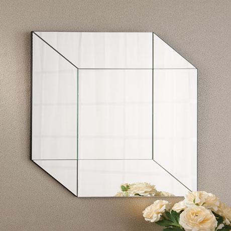 Optical Illusion Mirror