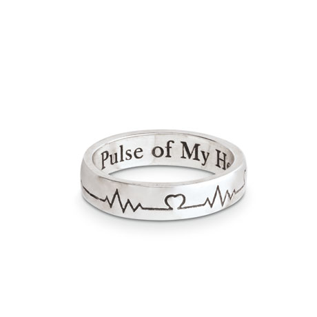 Pulse of My Heart Ring