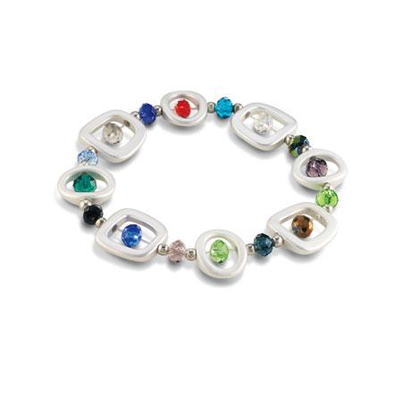 Crystal Spectrum Bracelet