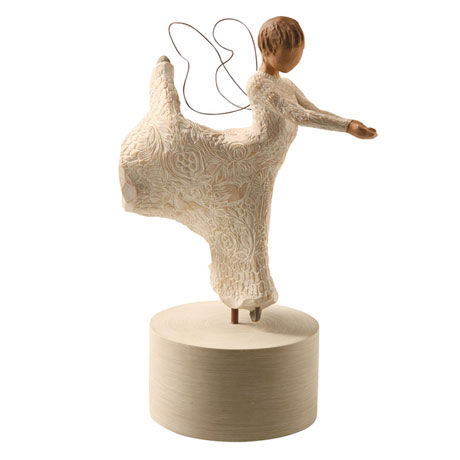 Musical Rotating Dance of Life Sculpture