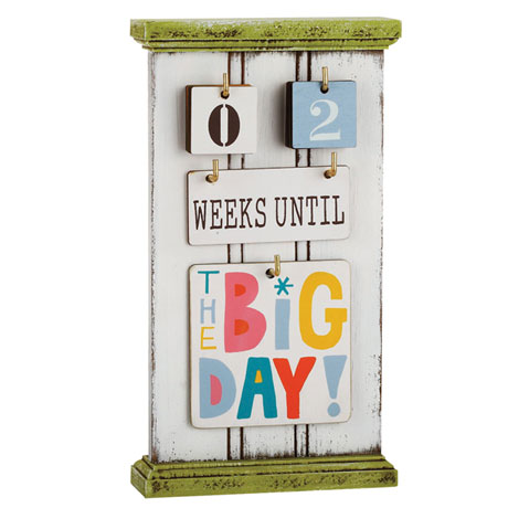 Countdown Calendar - Starter Set