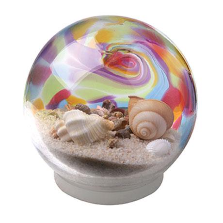Rainbow Sea Globe